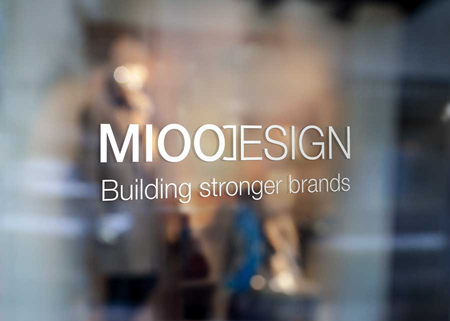 Marketing bureau Roeselare - Logo Mioo Design - West-Vlaanderen