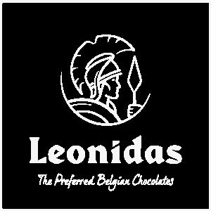 Marketing bureau Roeselare - Mioo Design - Klant Logo Leonidas - West-Vlaanderen