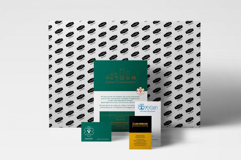 Marketing bureau Roeselare - Mioo Design - Offline communicatie - West-Vlaanderen